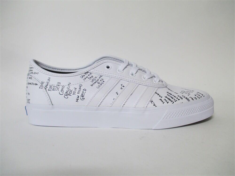 Adidas Negro Skate Adi-Ease clasificado Blanco Negro Adidas BB8492 36cac4