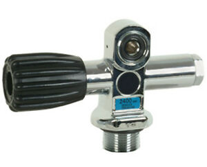 XS/Thermo Modular Valve LEFT Side Dedicated 300 BAR DIN
