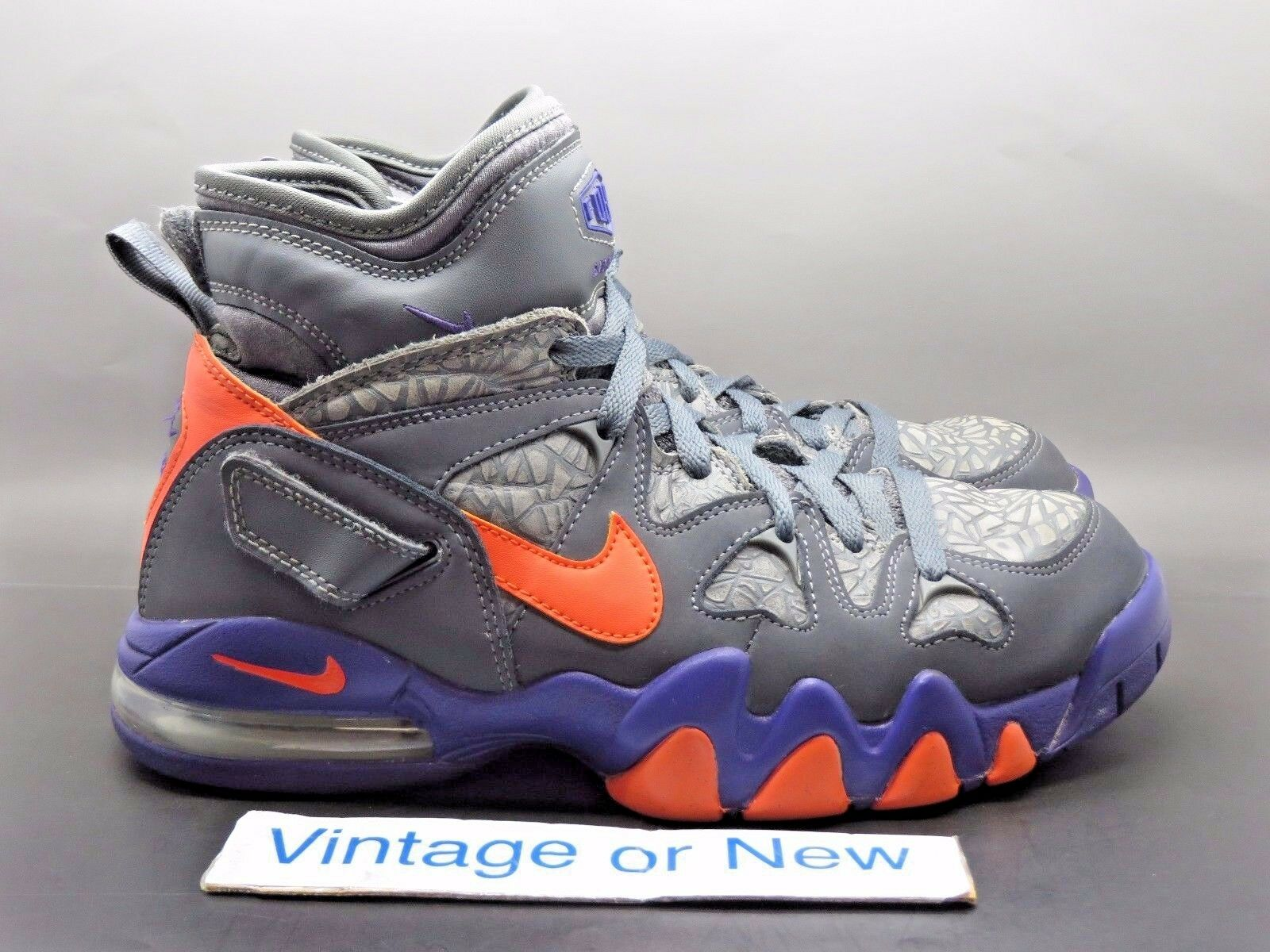 Nike Air Max Strong II 2 Phoenix Suns 2013 sz 8