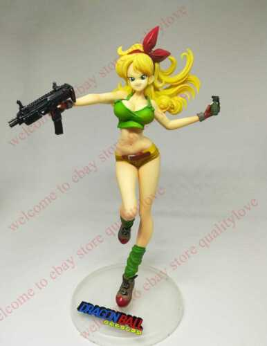 Lunch Chichi PVC Figure Toy NO BOX Bulma Dragon Ball Z Gals Android NO.18