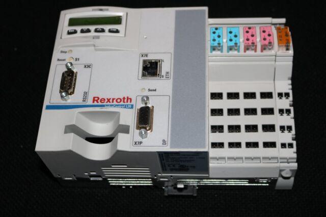 REXROTH - IndraControl L20 I/O-Modul - CML20.1-NP-120-NA-NNNN-NW DC 24V