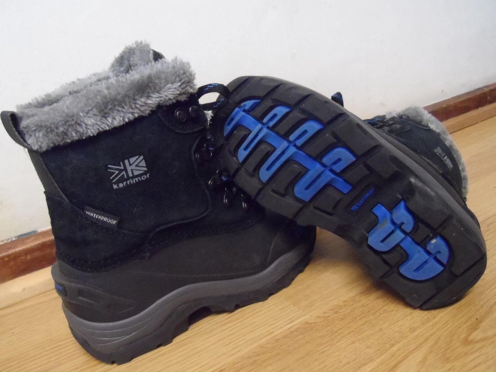 Karrimor  Fur  Boots SIZE UK  J 3 / 36 EUR / BLACK