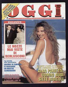 OGGI 32/1995 PARIETTI ALBERTO TOMBA BANDERAS GRIFFITH ANTONACCI PANTANI  MINA | eBay