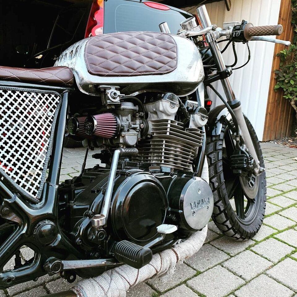 Yamaha, Yamaha XS 750, 750 ccm