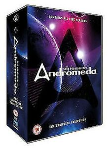 Andromeda-Seasons-1-to-5-Complete-Collection-DVD-NEW-dvd-REV065-UK-DR