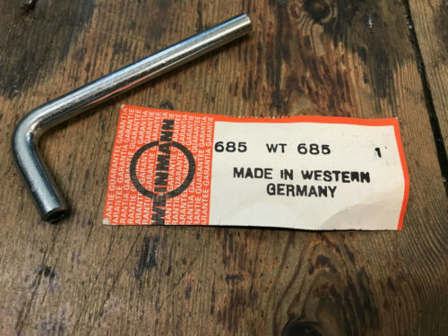 Vintage Weinmann 685 5mm Alignment Adjusting Key for Carrera 400 /& 600 *NOS