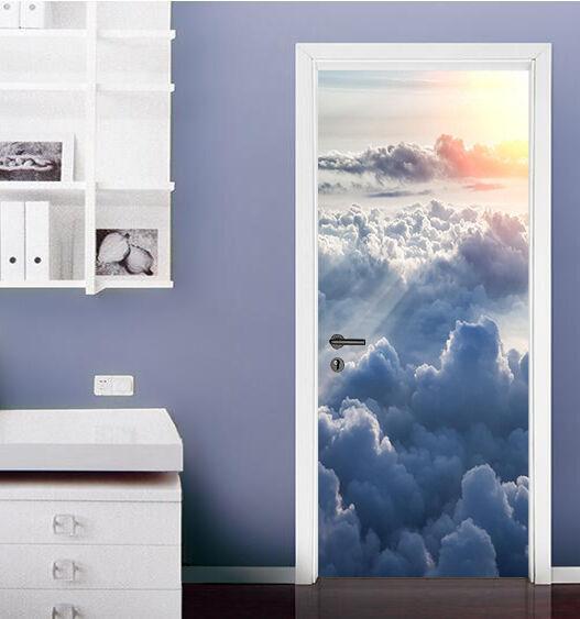 3D Wolken 73 Tür Wandmalerei Wandaufkleber Aufkleber AJ AJ AJ WALLPAPER DE Kyra   Optimaler Preis    Zürich Online Shop     e9c7e2