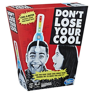 Hasbro-Don-039-t-Lose-Your-Cool-Family-Adult-Party-Game