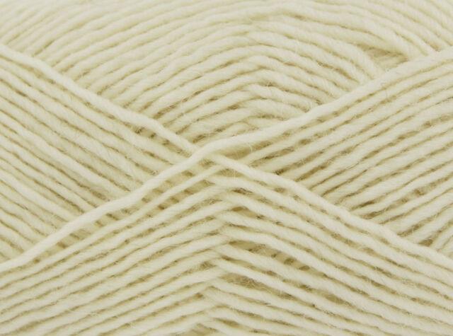 King Cole Masham DK Knitting Wool / Yarn 50g - 1282 Natural