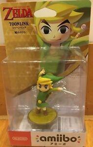 Amiibo-The-Legend-of-Zelda-Toon-Link-The-Wind-Waker-Nintendo-new-figure