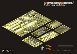 Voyager-Models-1-35-WWII-M32B1-Tank-Recovery-Vehicle-Detail-Set-for-Tasca-35026