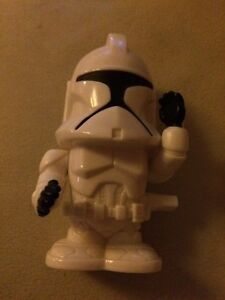100% Vrai Wind Up Star Wars Clone Trooper, Burger King