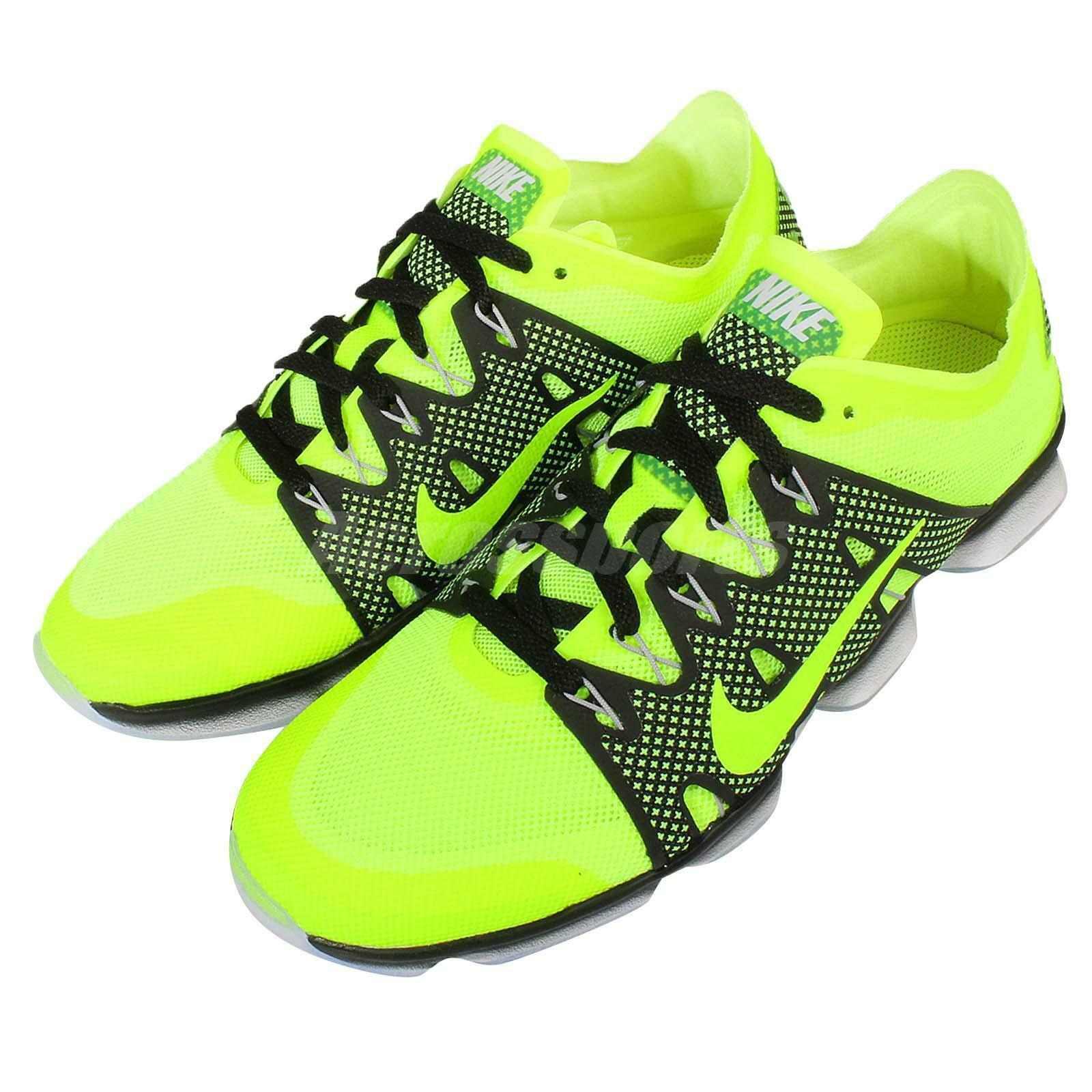 Nike Air Zoom Fit Agility 2 Volt Womens Womens Womens Cross Training shoes 806472-700 sz 6 new 678c2a