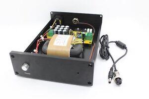 Finished-100VA-Ultra-Low-Noise-linear-Power-supply-ouptut-9v-12v-19v-24v-etc