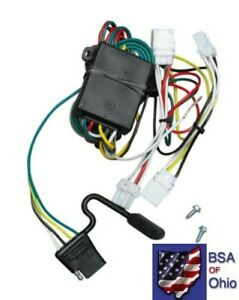 Trailer-Hitch-Wiring-Tow-Harness-For-Nissan-Pathfinder-1996-1997-1998-1999-2000