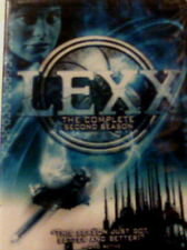 LEXX The COMPLETE SECOND SEASON 20 Episodes 16 Hours of Sci-Fi Action SEALED