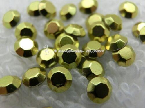 360 Hotfix  Metallstuds zum aufbügeln Silber 4 mm oder  zur Farbwahl Bügelnieten