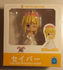 "FATE/STAY NIGHT ""SABER - BRIDE B"" 3"" PVC FIGURE #158"