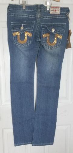 medio dritta T Nwt Msrp Super 29 gamba Joey Religion a Jeans 319 True taglia blu xvpRwp8
