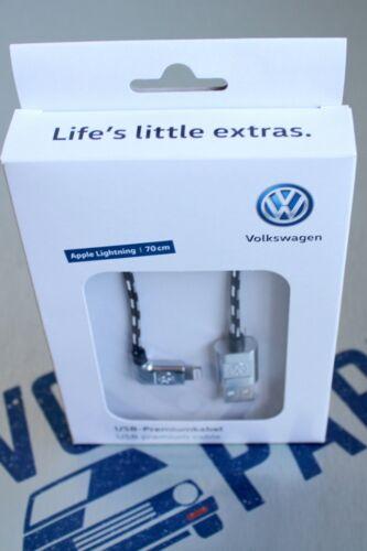 Volkswagen Originale Premium Usb-A su Apple Cavo Adattatore 70CM