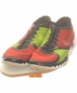 Paire De Chaussures Nike Taille 45 Rouge Homme