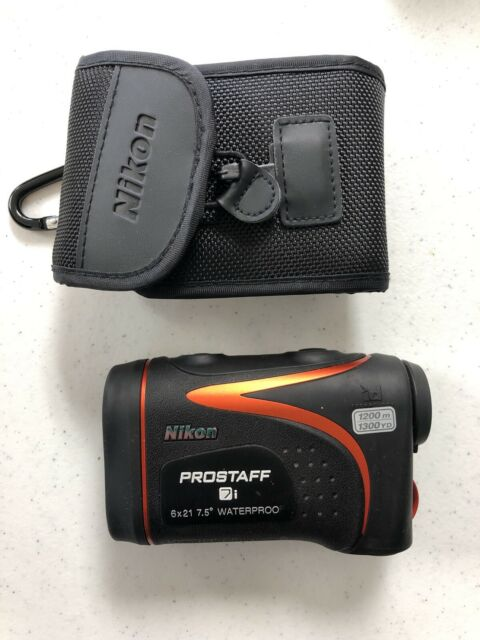 Nikon Prostaff 7i 6x21 Waterproof Rangefinder