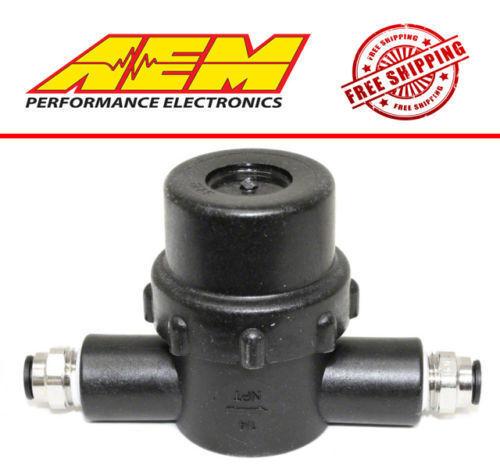 Methanol Inline Injection Filter Kit 1//4 NPT 150 PSi Max NEW AEM Power Water