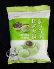 Mochi Daifuku Green Tea Red Bean Rice Cake Snack Sweet Dessert Mocchi sweets