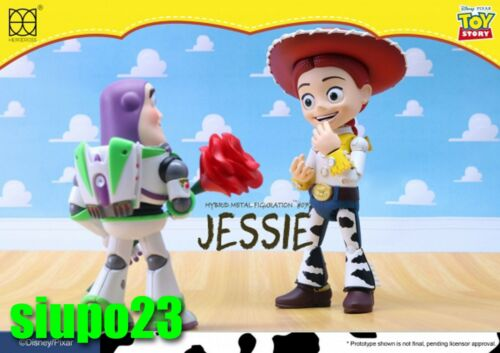 Herocross ~ HMF #072 Disney Toy Story Jessie Figure