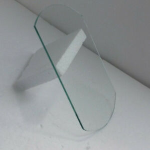 Glass-Panel-Lamp-Chandelier-Vintage-Replacement-Pane-Mid-Century-Modern-8-inch