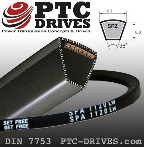 Schmalkeilriemen nach DIN7753 SPZ1180 1180 mm Lw
