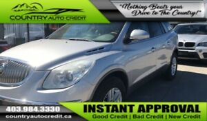 2008 Buick Enclave CX  I Everyone Approved I Inhouse Available