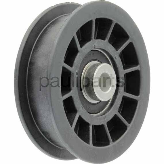 John Deere Polea tensora, H25,4 mm, diámetro interior 12,7 mm, 188 LX 186 , LX 188 mm, 82026a
