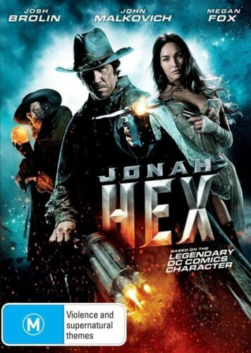 1 of 1 - Jonah Hex NEW R4 DVD
