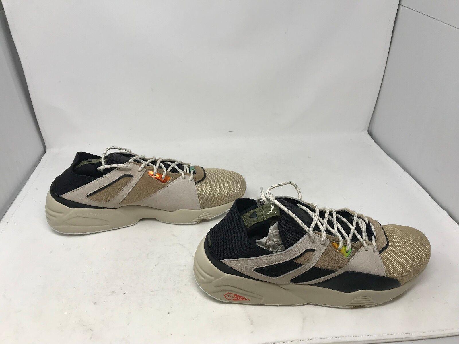 Uomo Puma (361904 02) Blaze Of Glory Camping Sock Bog Birch Shoes       (H31-32)