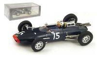 Spark S4268 Lola Mk4 15 Yeoman Credit German Gp 1962 - Roy Salvadori 1/43 Scale