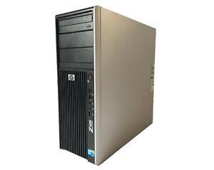 PC WORKSTATION HP Z400 INTEL XEON W3520 8GB 240GB SSD