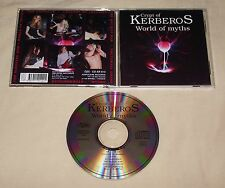 CRYPT OF KERBEROS – World Of Myths CD ORG Adipocere Records Macrodex Grave