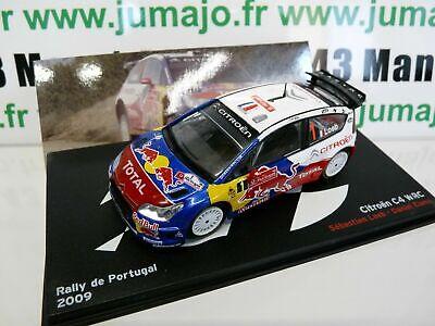 RPT2M voiture 1//43 IXO Rallye PORTUGAL PEUGEOT 206 WRC Campos//Magahaes 2002 #3