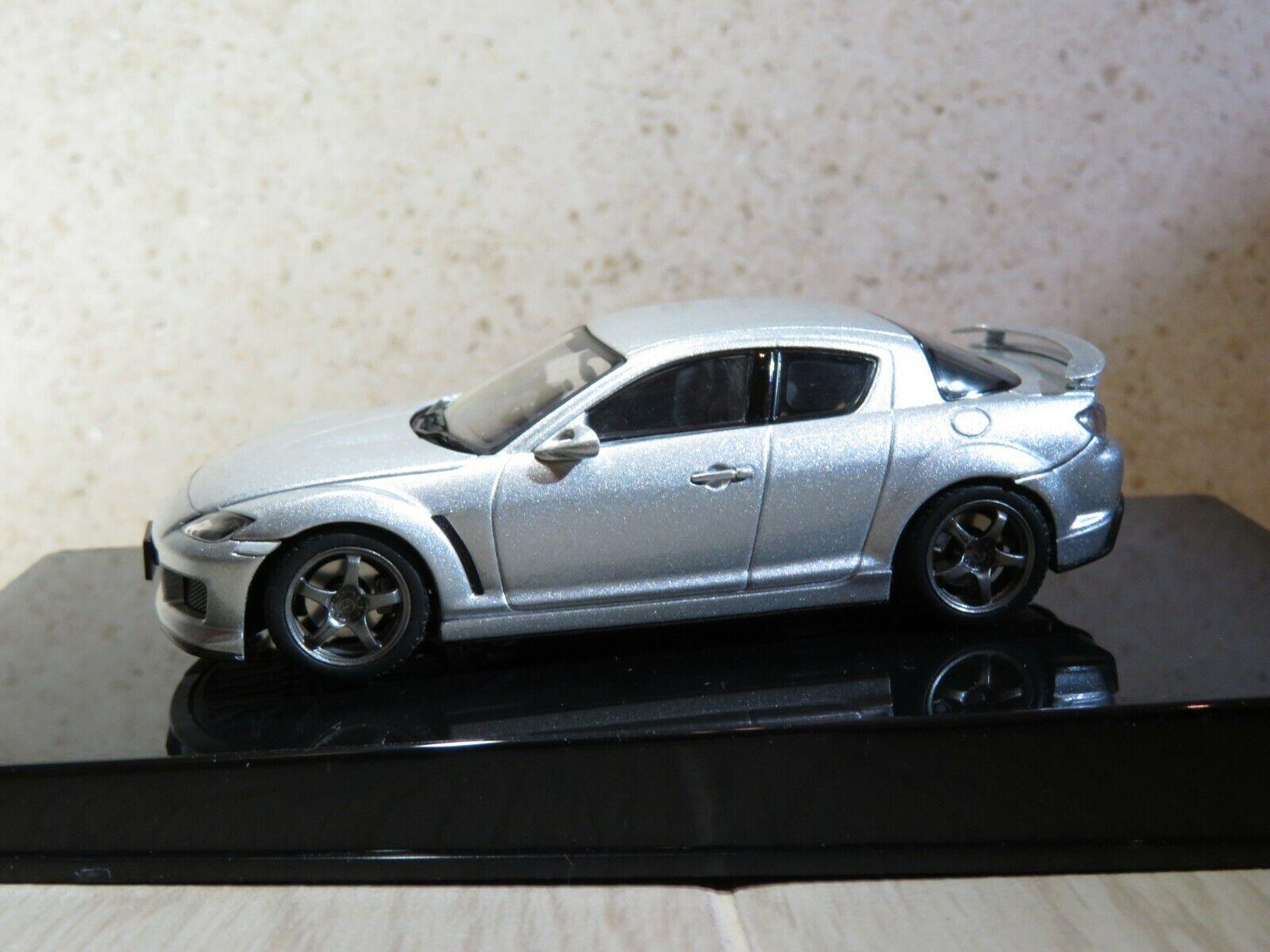 1 43 AUTOART Mazda RX-8 Vitesse (virage roue) Diecast LS