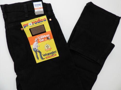 Wrangler Cowboy Cut Original Fit Jeans 13MWZ Men/'s