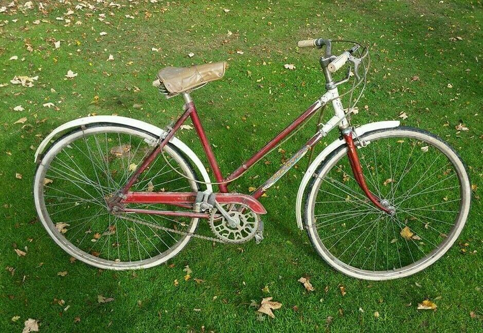 1957 Bicicleta Triumph Palm Beach