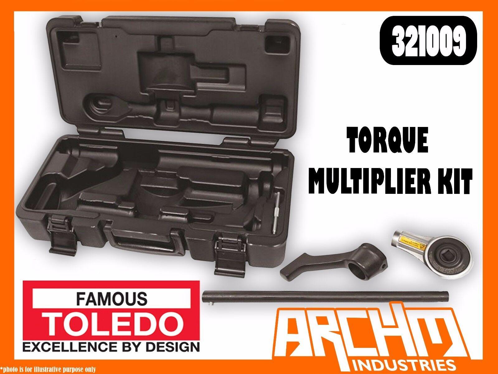 TOLEDO 321009 -  TORQUE MULTIPLIER KIT - EXTENSION BAR - STABILISER