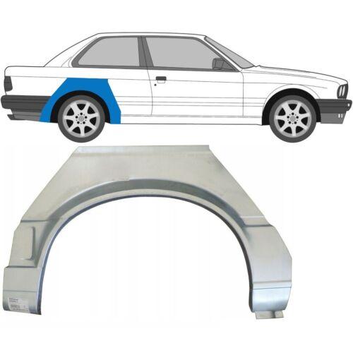 Paar BMW 3er 3 E30 1987-1994 2 Tür Radlauf Reparaturblech Kotflügel