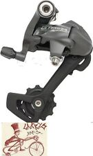 SHIMANO ULTEGRA 6700A-GS 10-SPEED MEDIUM CAGE ROAD REAR BICYCLE DERAILLEUR