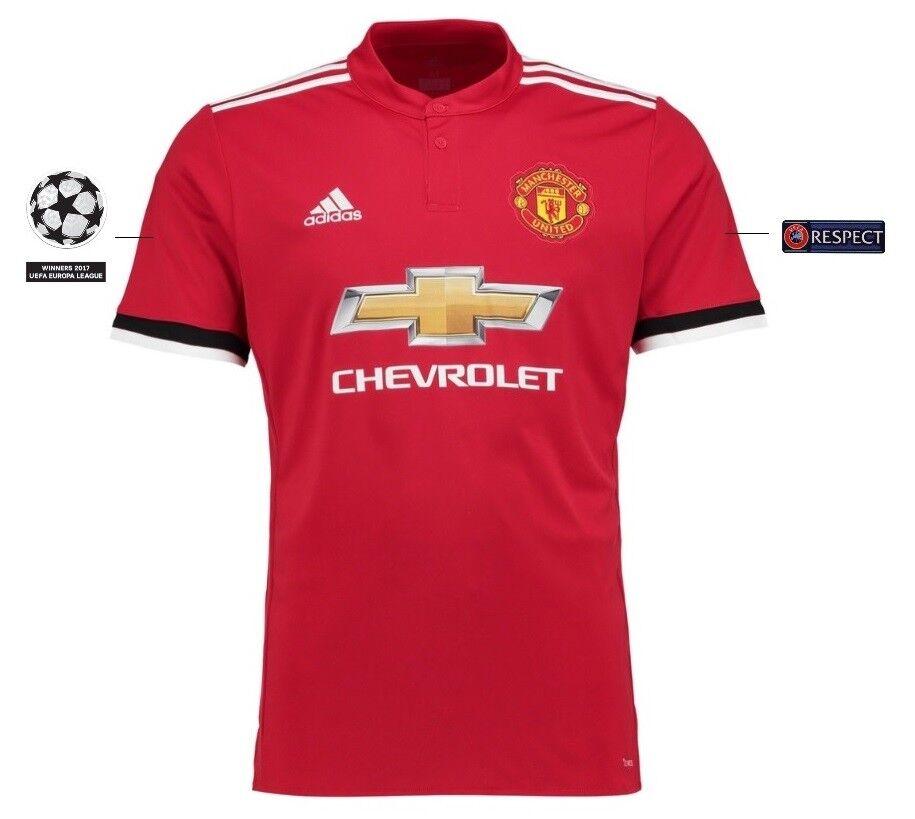 Trikot Manchester United 2017-2018 Home UCL  - Alexis 7  UCL ManU Sanchez 988c1d