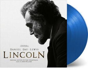 John-Williams-Lincoln-Original-Motion-Picture-Soundtrack-New-Vinyl-Blue-G