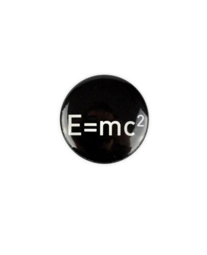buttons quotes Albert Einstein Badges general theory of relativity, science