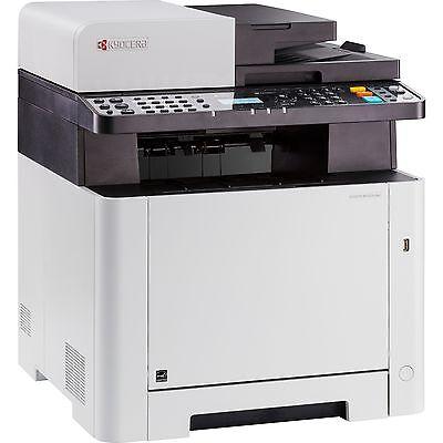 Kyocera ECOSYS M5521CDW, Multifunktionsdrucker, grau