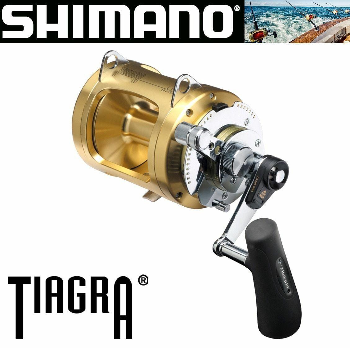 Shimano Tiagra 50W LRSA Gran Juego Carrete